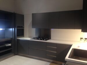 Read more about the article Cucina Helen basic grigio onice