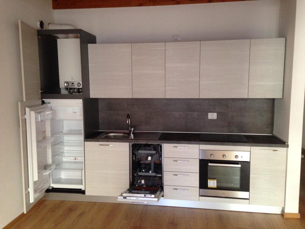 Cucine per appartamenti da affittare
