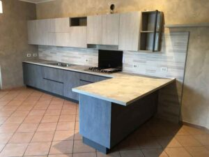 Read more about the article Vendita e posa cucina moderna